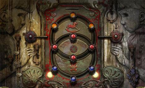 Ravenhearst 2: Lösung vom Murmelpuzzle