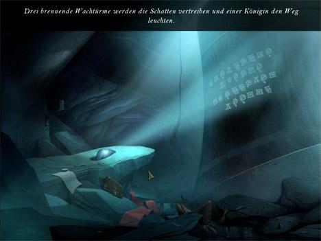 Drawn: Flucht aus der Dunkelheit Lösung
