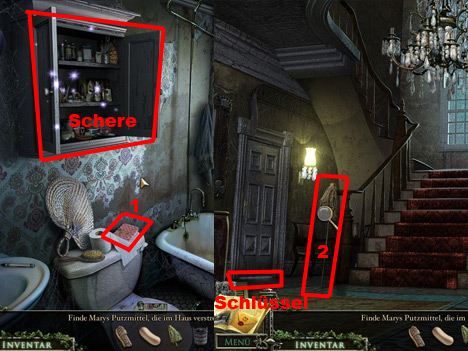 Mystery Case Files: 13th Skull Hilfe