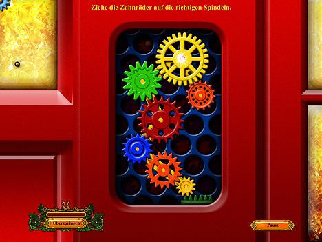 Spiel weihnachtswunderland