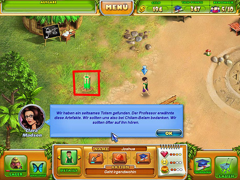 Farm Tribe Totem Lösungen