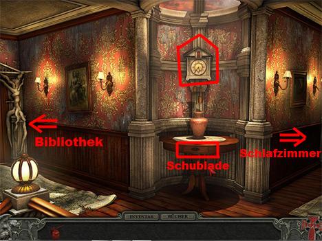 Hidden Mysteries: Vampire Secrets Komplettlösung