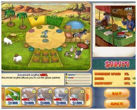 Farm Mania - Hot Vacation Deluxe gegen-die-Zeit Spiele
