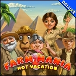 Spiel Farm Mania - Hot Vacation Deutsche Version