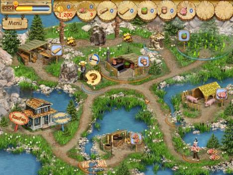 Spiel Pioneer Lands kostenlos herunterladen