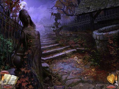 Mystery Case Files: Flucht aus Ravenhearst Lösung