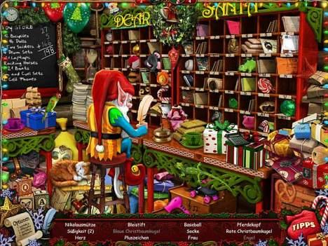 Wimmelbildspiel Weihnachtswunderland 2 Download