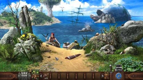Erbschaft: Hexeninsel gratis spielen