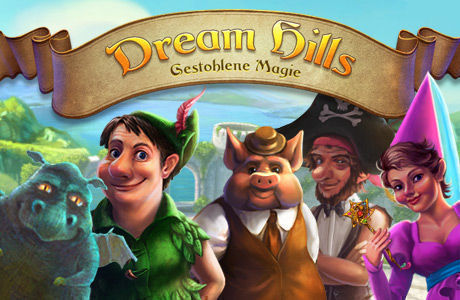Wimmwlbildspiel DREAM HILLS: GESTOHLENE MAGIE